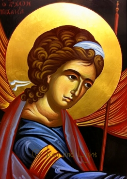 Ἀρχάγγελος Μιχαὴλ St. Archangel Michael