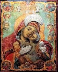 Παναγία Σεϊδανάγια (El Chagoura = «η διάσημη»), Συρία mar4