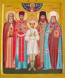 Οι άγιοι της Αλάσκας -Synaxis of All Saints of Alaska5