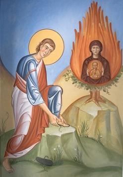 Μωϋσής Προφήτης_ Prophet Moses the God-seer_ Моисей пророк Икона_ Byzantine Orthodox Icon__3ccc0acc08