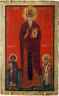 Ιωάννης της Κλίμακος_St. John Climacus of the Ladder_ Св Иоа́нн Ле́ствичник_d51dfbc852e6c5809fa2198d1852f014