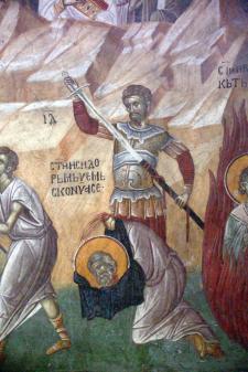ΙΣΙΔΩΡΟΣ Χιοπολιτης_Saint Isidore the Martyr of Chios_Исидор Хиосский, мч._ ΜΑΡΤΥΡΙΟ