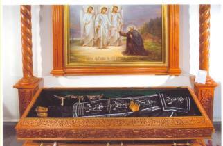 Αλέξανδρος του Σβιρ-_ Икона Прп.Александр Свирский-St. Alexander Svirsky_st Alexander of Svir_333(9)