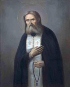 Άγιος Σεραφείμ Σάρωφ_St. Seraphim of Sarov_ Преподобный Серафим Саровский_22222