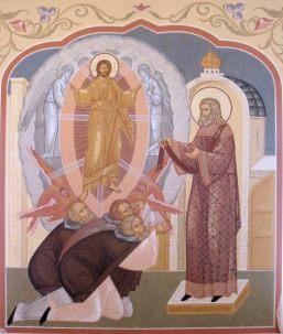 Σεραφείμ Σάρωφ_St. Seraphim of Sarov_Преподобный Серафим Саровский_Sf-Serafim-de-Sarov_icon_091fc67cc95ad2cd42285b69e7671739000