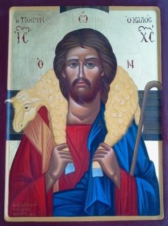 Ιησούς Χριστός ο Καλός ΠοιμέναςChrist the Good Shepherd2014-01-10 16.36.29