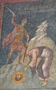 Παγχάριος_Martyr Pancharius at Nicomedia_ Мч. Панхарий Никомидийский_33oguf7
