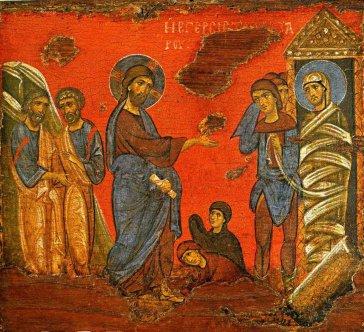 Έγερσις του Λαζάρου_ The Raising of Lazarus_ Воскрешение Лазаря_Lazarou06