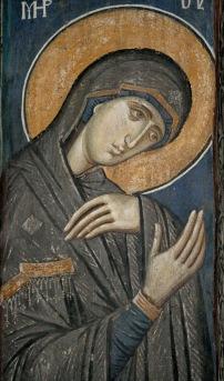 Παναγία_Божией Матери Икона_Virgin Mary –Byzantine Orthodox Icon_Фрески монастыря Дечаны (Высокие Дечаны), Косово, Сербия-0_140b66_b37e5ce2_orig
