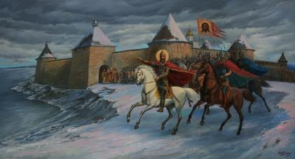 Αλέξανδρος Νιέφσκι св Александр Невский St. Alexander Nevsky3-ikona-file