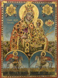 Παναγία_Mother of God Unwithering Rose-Ρόδον το Αμάραντον_ΡΟΔΟΝ ΤΟ ΑΜΑΡΑΝΤΟΝ_НЕУВЯДАЕМАЯ_РОЗА_23333