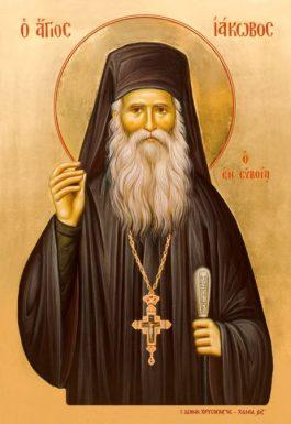 Ιάκωβος της Εύβοιας_ St. elder Iakovos of Evia_Старец Иаков (Тсаликис) Эвбейский -_85f6bcf185a24dab70c2cae67716a6b1