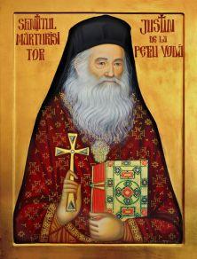 Ιουστίνος Πάρβου_Elder Justin Pârvu of Romania_5